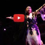 Caló Flamenco Fiesta de La Bulería de Jerez. María Terremoto.