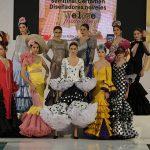 La VIIº Feria de la Moda de la Provincia de Sevilla nos muestra losprimeros diseños de moda flamenca para 2020