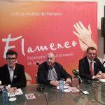 Presentado el XXXº Festival Flamenco de Nîmes en la sede del Instituto Andaluz del Flamenco