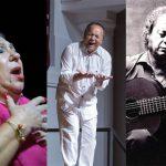 El flamenco muy presente en las Medallas al Mérito en las Bellas Artes 2019