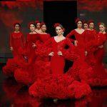 Simof cierra sentando las bases de las tendencias de la Moda Flamenca para 2020