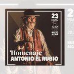 Madrid homenajea a Antonio El Rubio