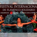 Flamenco online solidario durante el confinamiento