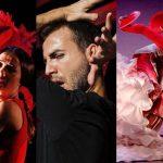 Tres artistas defienden el flamenco en los Premios Max 2020