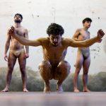 "Jesús Carmona estrena ""El salto"" en la Bienal de Flamenco de Sevilla"