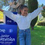 Soleá, la pequeña de la estirpe de los Farruco, representa a España en Eurovisión Junior
