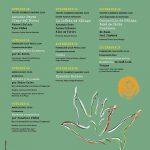 Programación del Circulo Flamenco de Madrid para el último trimestre del año