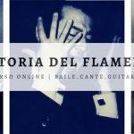Nuevo Curso online sobre la Historia del flamenco impartidos por Juan Vergillos