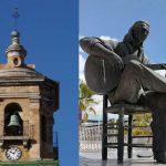 ¿Sí o no? Música de Paco de Lucía en el repicar de campanas de una Iglesia de Algeciras