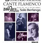 II Concurso Nacional de Cante Flamenco de Zamara Music