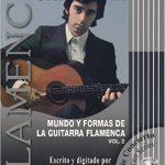 Partituras de Guitarras: Manolo Sanlucar – Mundo y Formas de la Guitarra Flamenca