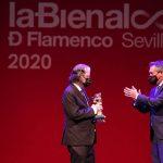 La entrega de los premios Giraldillo cierra la programación flamenca del mes de abril en Sevilla