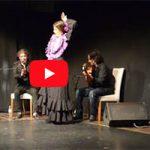 Murcia Flamenca, Cristina Aguilera