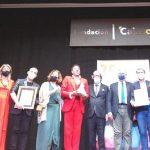 Entregados los premios de la pasada edición del Festival de Jerez