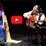 Cumbre Flamenca Murcia 2021. Antonia Contreras
