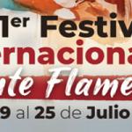 Programación XLI Festival Iinternacional de Cante Flamenco de lo Ferro