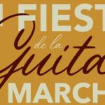 Marchena se prepara para celebrar su XLVIIº Fiesta de la Guitarra