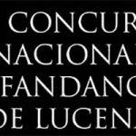 Convocado el XII Concurso Nacional de Fandangos de Lucena