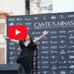 60° Festival Internacional del Cante de las Minas. María José Pérez