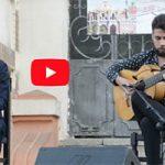 60° Festival Internacional del Cante de las Minas. El cante en la calle. Juan Pinilla