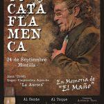 """La 46º Cata Flamenca de Montilla rinde tributo póstumo a """"El Maño"""""""