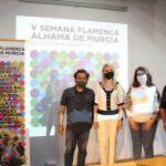 Presentada la Vº Semana Flamenca Alhama de Murcia