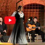 "Semana Flamenca ""Perlas a Millares"" Fuensanta Blanco"