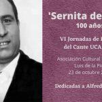 """Flamenco en Red prepara las VI Jornadas de Estudio del Cante / Centenario de """"Sernita de Jerez"""""""